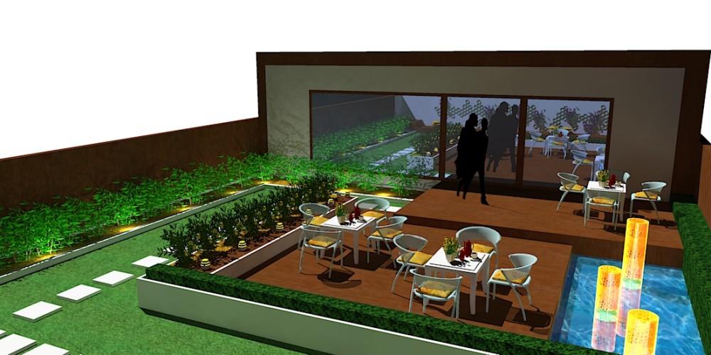 Ogródek kawiarniany
