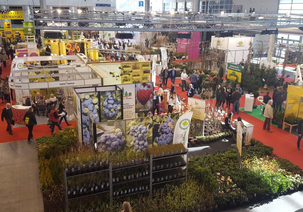 Targi ogrodnicze 2017